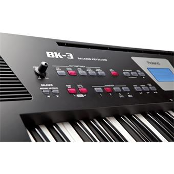 Roland BK-3 Backing Keyboard entertainer keyboard