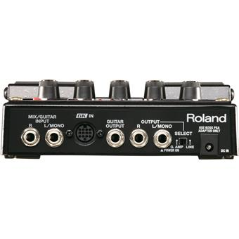 Roland GR-D Double Poly Distortion distortion pedaal
