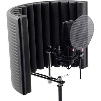 sE Electronics Reflection Filter X popfilter/reflectiescherm