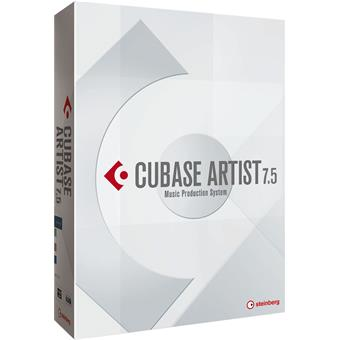 Steinberg Cubase Artist 7.5 Update From 6 update/upgrade