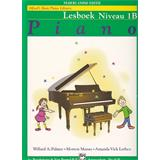 Hal Leonard Alfred's Basic Piano Library | Lesboek Niveau 1B + CD