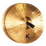 Zildjian 20 K Symphonic Light Pair
