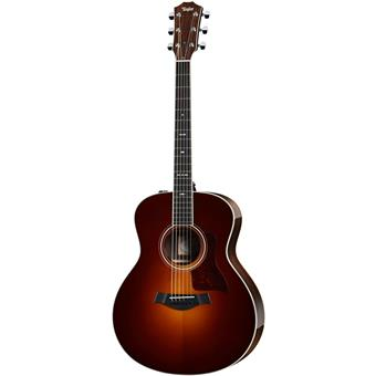 Taylor 716e Vintage Sunburst acoustic-electric orchestra guitar