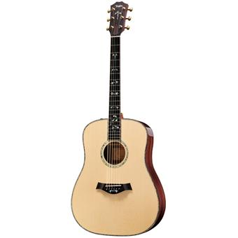 Taylor 910e acoustic-electric dreadnought guitar