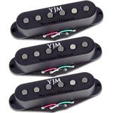 Seymour Duncan STK-S10S YJM Fury Stack Pickup Set Black