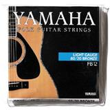Yamaha FB12 Folk Guitar Strings