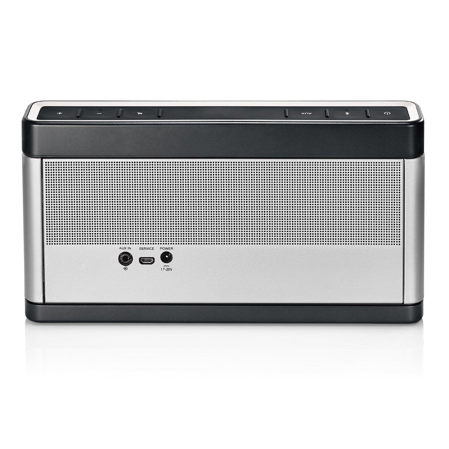 bose soundlink bluetooth speaker iii keymusic. Black Bedroom Furniture Sets. Home Design Ideas