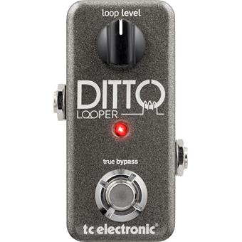 TC Electronic Ditto Looper pédale delay/echo/looper