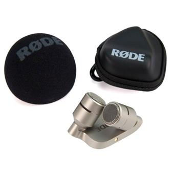 Rode IXY Stereo Microphone microphone reporter/camera