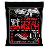 Ernie Ball 2730 Cobalt 7-String Skinny Top Heavy Bottom