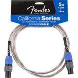 Fender California 14GA Speaker Cable Speakon 1.5 Meter