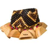 Toca T-WRA Toca Wooden Rattle Wristband