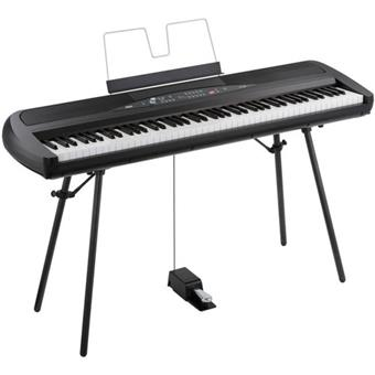 Korg SP280 Black stage piano