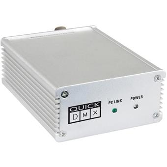 Showtec Quick DMX D512 Interface controller/dimmer