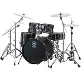 Yamaha Live Custom Black Wood Set1