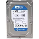 "Western digital HDD Blue 320GB 3.5"" ATA-100"