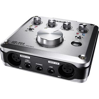 Tascam US-322 USB audio interface
