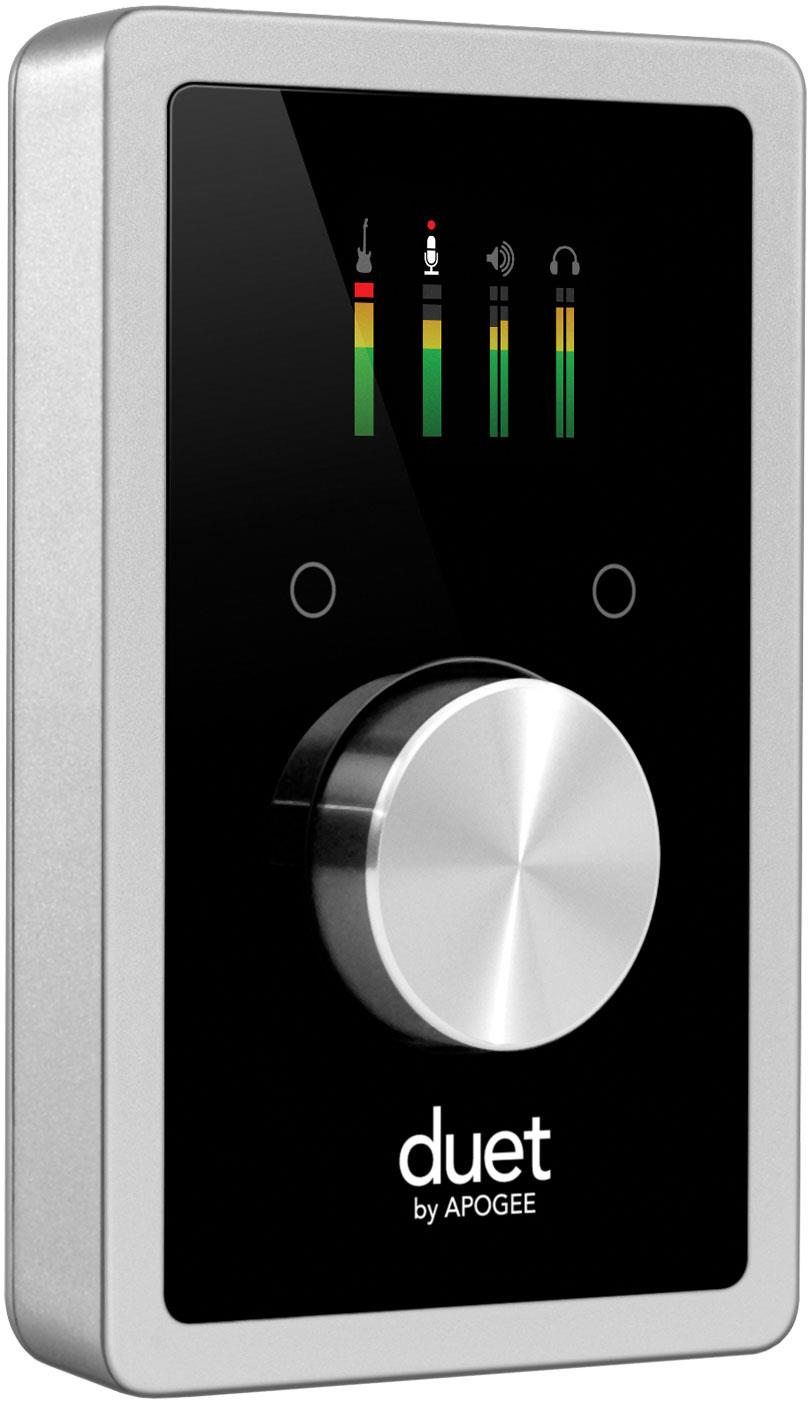 Image of Apogee Duet For IPad And Mac 0805676301167