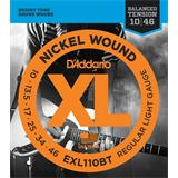 D'Addario EXL110BT Balanced Tension Regular Light 10-46