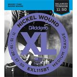 D'Addario EXL115BT Balanced Tension Medium 11-50