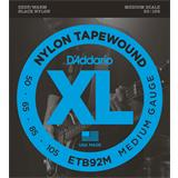 D'Addario ETB92M Tapewound Bass Medium 50-105