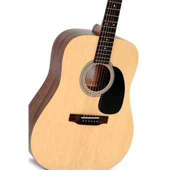 Sigma DM-ST dreadnought guitar