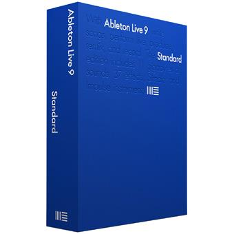 Ableton Live 9 Standard Upgrade From Intro sequencing software/virtual studio