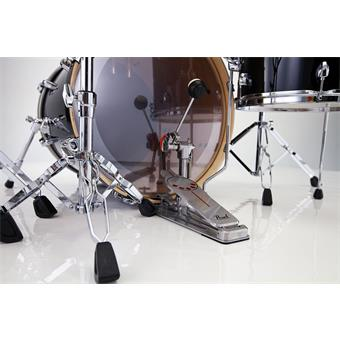 Pearl EXX725S C21 Export Smokey Chrome starter drum kit