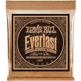 Ernie Ball 2548 Everlast Coated Phosphor Bronze Light