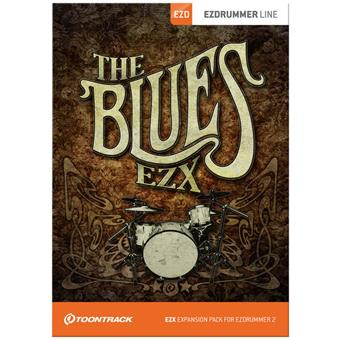 Toontrack EZX Blues sound library