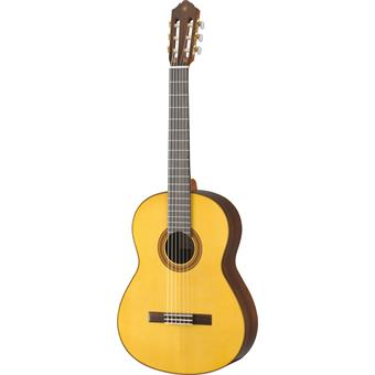 Yamaha CG182S Natural classical guitar