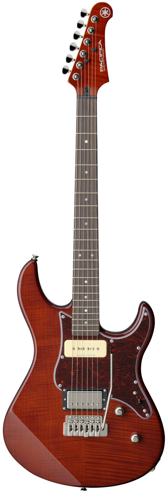 Yamaha Pacifica 611VFM Root Beer