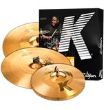 Zildjian K Custom Hybrid Box Set KCH390