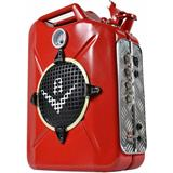 Amplisonic V8 TANK Firehouse Red