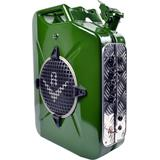 Amplisonic V8 TANK British Green