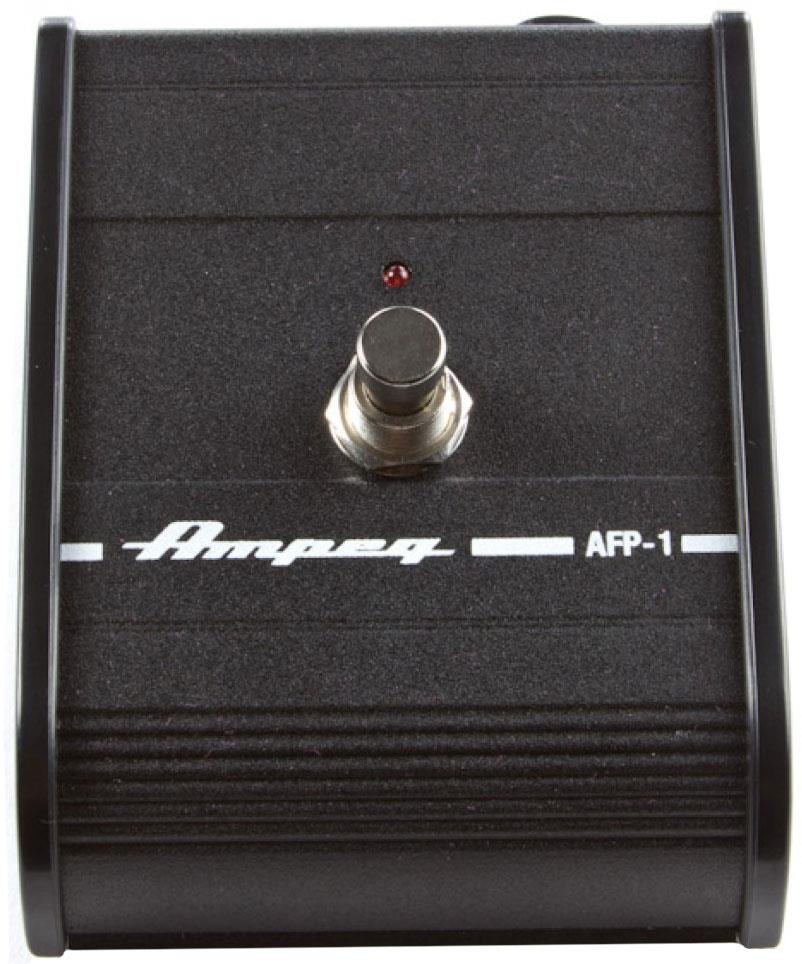 Image of Ampeg AFP1 Single Footswitch 0743565102825