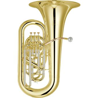 Yamaha YEB-632 02 Neo Series Eb Tuba Clear Lacquer instrument à vent