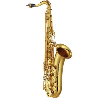 Yamaha YTS-62 02 Professional Tenor Saxophone Gold Lacquer tenor saxophone