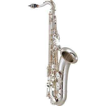 Yamaha YTS-62S 02 Professional Tenor Saxophone Silver Plated tenor saxophone