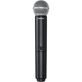 Shure BLX2/SM58 H8E wireless handheld microphone