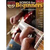 Hal Leonard Guitar Play Along Vol 101 Songs For Beginners