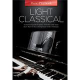 Hal Leonard Piano Playbook Light Classical Book