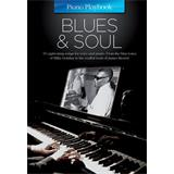 Hal Leonard Piano Playbook Blues & Soul