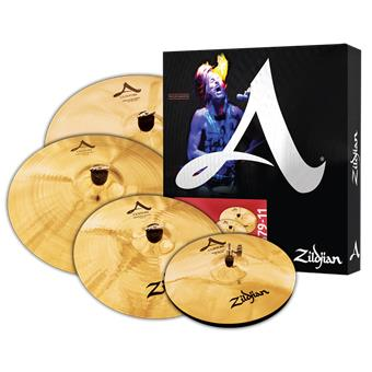 Zildjian A Custom Box Set cymbalenset