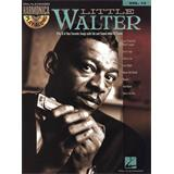 Hal Leonard Harmonica Play Along Vol 13 Little Walter Book