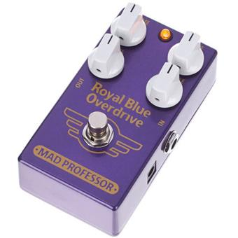 Mad Professor Royal Blue Overdrive distortion pedal