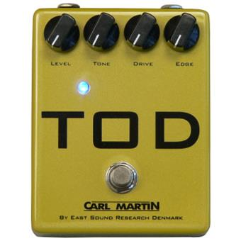 Carl Martin TOD overdrive pedaal