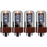 Tube Amp Doctor RT834 6V6GT-STR TAD Premium Matched Quartet