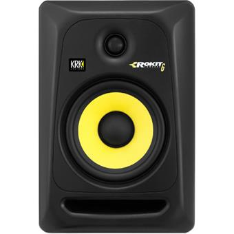 KRK RP6 G3 Rokit Black active nearfield monitor
