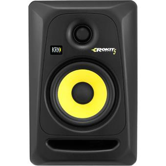 KRK RP5 G3 Rokit Black actieve nearfield monitor